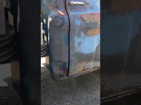 Rare 1955 Chevrolet Task Force NAPCO