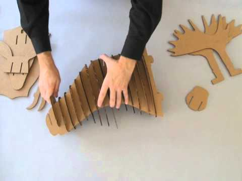 fred the moose assembly instructions youtube