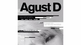 "Agust d ""interlude ; dream, reality ..."