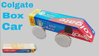 Best Out Of Colgate Box Craft | Best Use Waste Colgate box