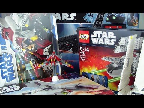LEGO Star Wars Episode: Transport Shuttles