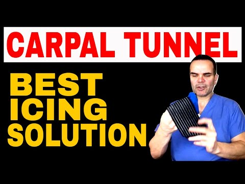 Best Ice Strap for Treating Carpal Tunnel Syndrome