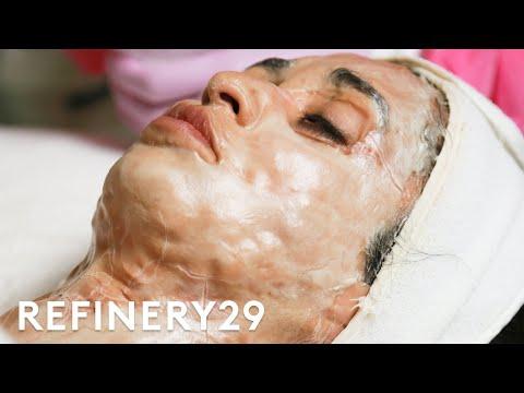 MY FIRST FACIAL ...EVER.| Chinutay A.из YouTube · Длительность: 9 мин12 с