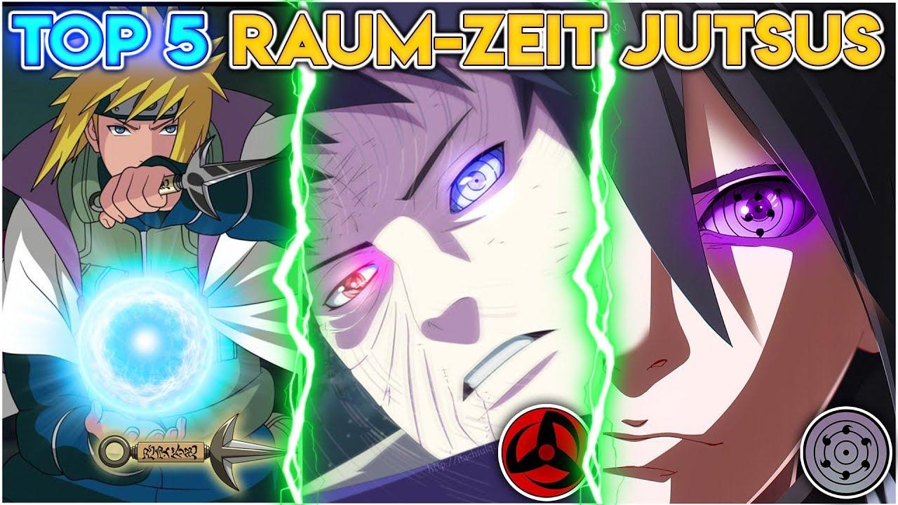 Naruto Online Raum Zeit