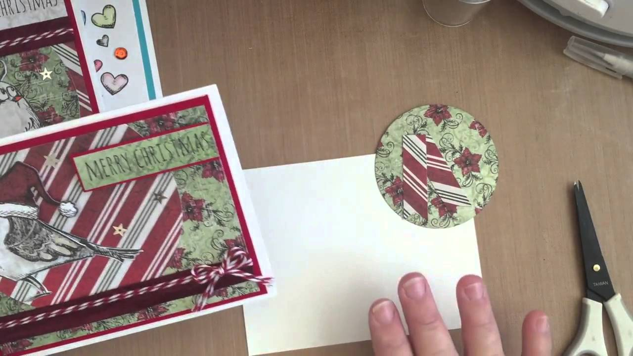Tips and tricks for decorating the inside of your cards - Decorating tips and tricks ...