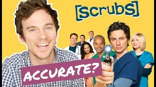 SCRUBS - My Lunch | DOCTOR review / reaction