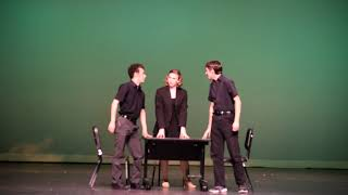 A Story Told VRHS Musical Theater