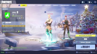 FortNite With Devil Dog- Getting Our First Win???