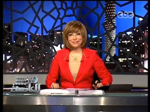 برنامج هنا العاصمه حلقة يوم السبت 1-6-2013 مع لميس الحديدى
