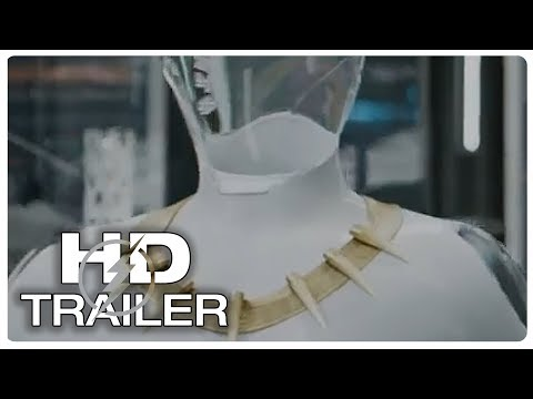Black Panther White Panther Trailer (2018) Marvel Superhero Movie HD