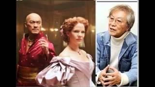 日米の映画で活躍する人気俳優渡辺謙(55)が主役の一人を務めるミュ...