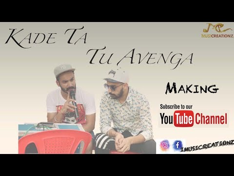 Kade Ta Tu Avenga | Runbir | Making | The vision Capture| Musicreationz