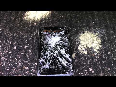 How To Destroy An IPod Touch