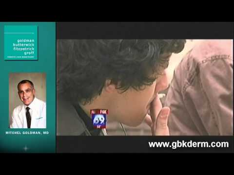 Dr Goldman, San Diego Dermatologist on Second Hand Smoke