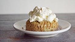 Keto Recipe - Churro Mug Cake