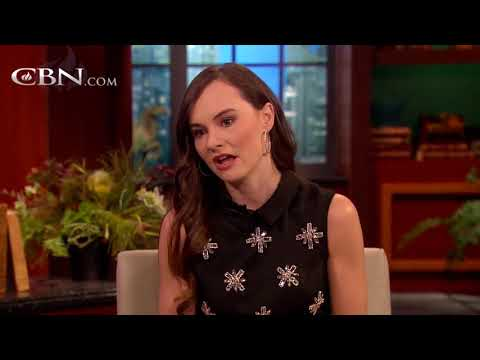 'I Can Only Imagine' Actress Shares Faith