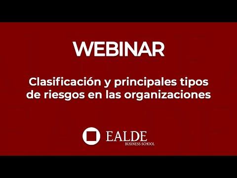 Clasificación Y Principales Tipos De Riesgos En Las Organizaciones