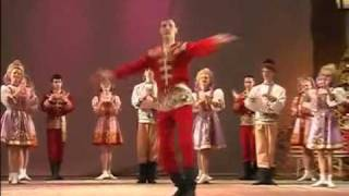 USSR 05.08.1991 - Russian folk dance - KALINKA  - Copyright ©  2008 All Rights Reserved.