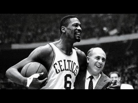 1962 NBA Finals G7 - Lakers @ Celtics (Russell, West, Cousy, Baylor...)