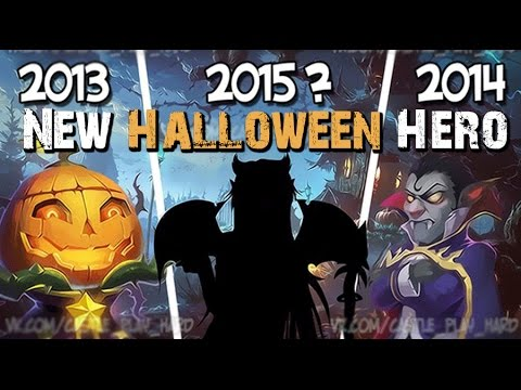 Castle Clash New Halloween Hero! Thoughts