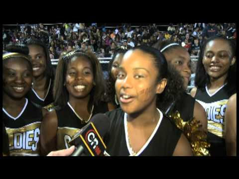 Battle of the Fans - Shepard Astros vs Richards Bulldogs HS FB 2010