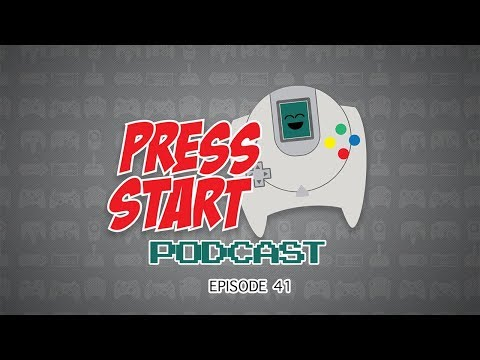 Press Start Podcast EP.41 | Game Awards 2017 | October NPD |