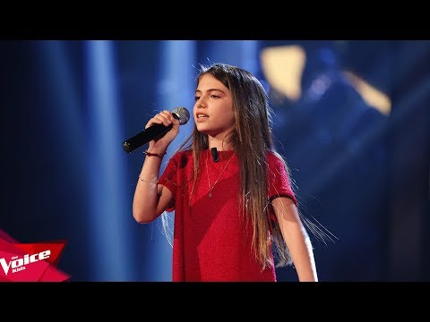 Uendi - Should've been us | The Blind Auditions | The Voice Kids Albania 2018