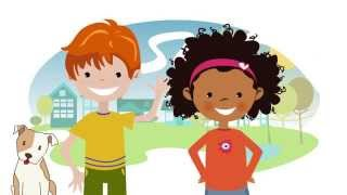 Growing Up with Yasmine and Tom - interactive SRE for primary schools