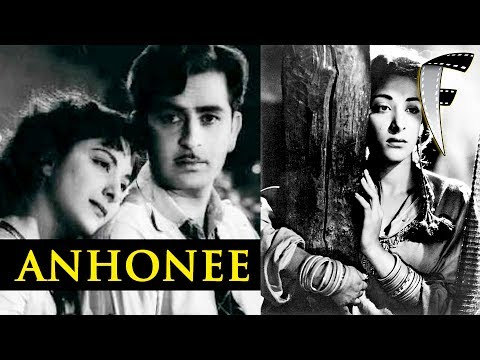 Bollywood Full Movies - Anhonee 1952 -   New Hindi Films 2017