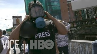 Venezuela's Anti Government Protests   VICE on HBO