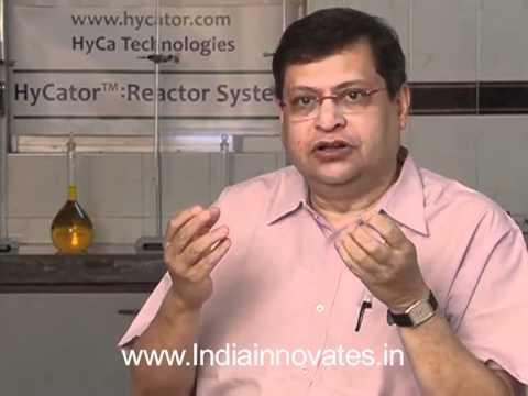 HyCator Cavitation Reactors