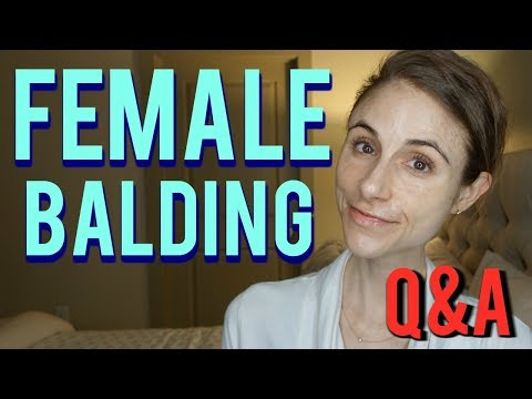 Baldness In Females: A Q&A With A Dermatologist