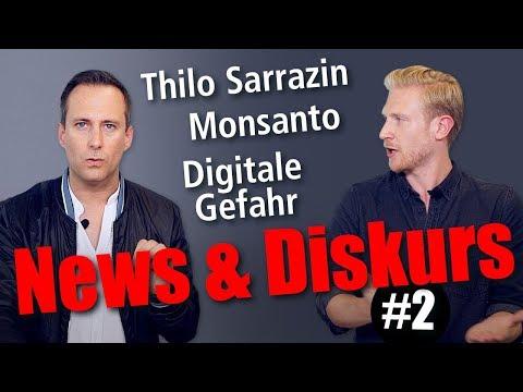 Thilo Sarrazins neues Buch im Check + Vernichtet die Digitalisierung unseren Wohlstand?