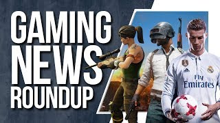 Fortnite Meteor Finally Lands With Season 4 | HUGE PUBG Update | FIFA 18 World Cup is FREE + More