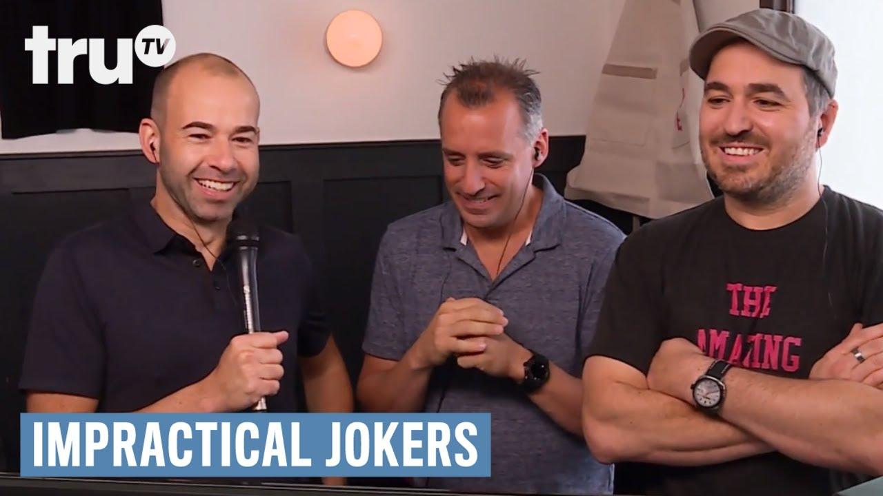 Impractical Jokers Tour 2020.The Impractical Jokers Will Return To The Uk Ticketmaster Uk