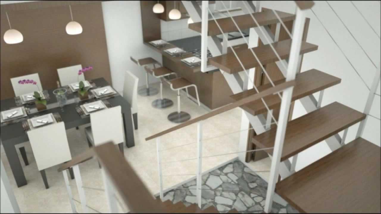 Vendo casa valle del lili cali dise o de interiores youtube - Orientacion de un piso ...
