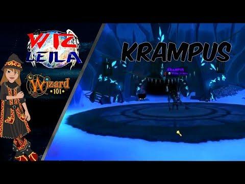 Wizard101 - Krampus [BOSS]