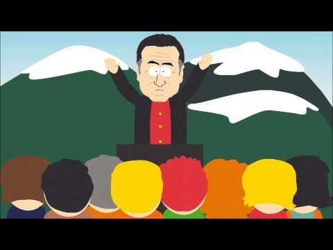 Robin Williams: Blame Canada Animated