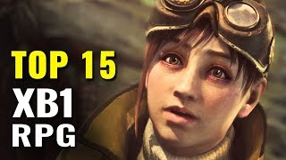 Top 15 Xbox One Role-playing Games of 2016, 2017 & 2018