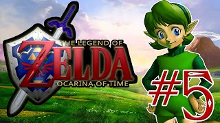 The Legend of Zelda: Ocarina of Time: Part 5 - To Hyrule Castle - BubbaB