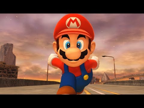 Super Mario Generations - All Bosses (Sonic Generations Mod)