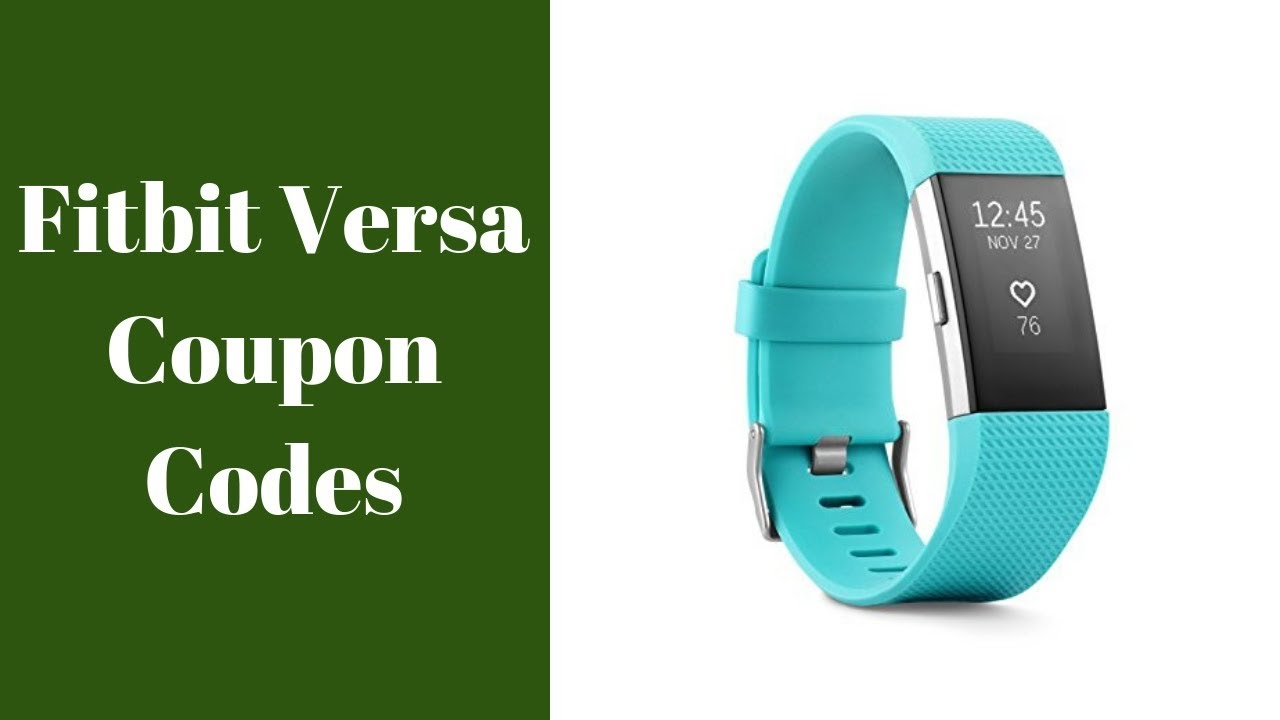 Active Fitbit Discount Codes & Offers 12222