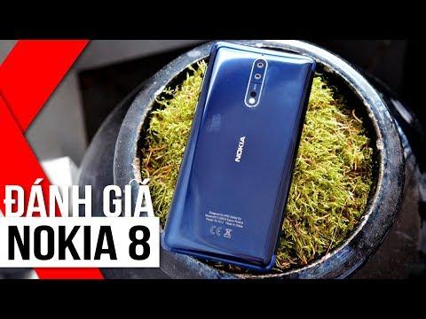 FPT Shop - Nokia 8 Ra Mắt: Ngoài Camera Kép Thì đây Là Những điểm Nổi Bật