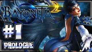 Bayonetta 2 Wii U (1440p) Part 1 - Prologue