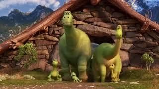 Good dinosaur movie scene in Hindi