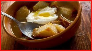 마늘 수프를 만드는 3가지 간단 레시피