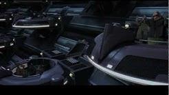 E.T. appears in Star Wars - The Phantom Menace (1999)