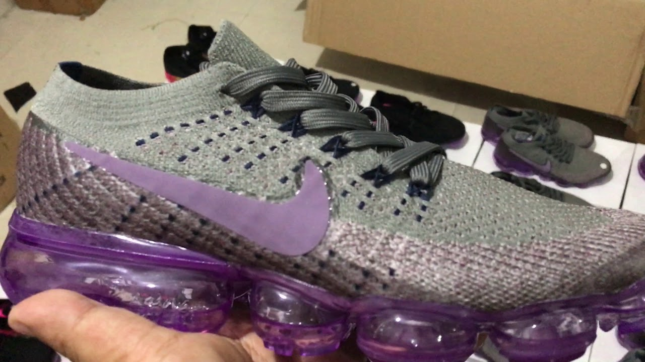 Nike Air Vapormax Flyknit From China Shoe Wholesale Market Youtube