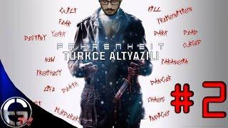 Nostalji : Fahrenheit Türkçe Altyazılı Bölüm 2 : Bir Ölüm Bir Yaşam