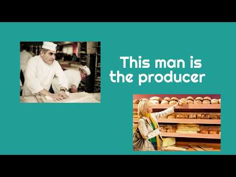 Producers and Consumers for Kids | Classroom Video